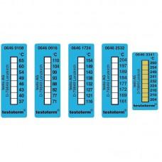 Самоклеющиеся термополоски Testo 0646 2532