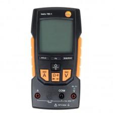 Цифровой мультиметр с функцией измерения истинного СКЗ Testo 760-3 0590 7603