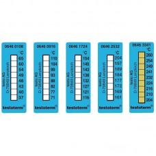 Термополоски 71-110 °С 10 шт. Testo 0646 0916