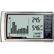 Термогигрометр с функцией тренда TESTO 623