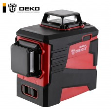 Построитель лазерных плоскостей DEKO DKLL12PR3 065-0176