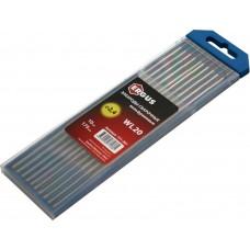 Электроды сварочные вольфрамовые QUATTRO ELEMENTI, 2,4 мм, длина 175 мм 771-381