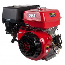 Двигатель бензиновый четырехтактный DDE 188F-S25GE