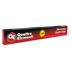Электроды сварочные рутиловые QUATTRO ELEMENTI, 4,0 мм, масса 0,9 кг 772-159