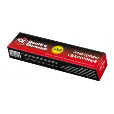Электроды сварочные рутиловые QUATTRO ELEMENTI,  2,0 мм, масса 3,0 кг 772-166