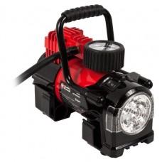 Компрессор автомобильный Smart 40 (12 Вольт, 180 Вт, 10 бар, 40 л/мин, фонарь, сумка) 772-500