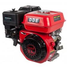 Двигатель бензиновый четырехтактный DDE 168F-Q19