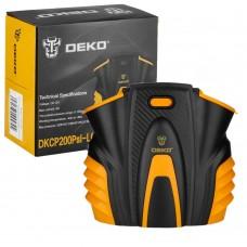 Насос автомобильный цифровой? DEKO DKCP200Psi-LCD Plus 065-0796