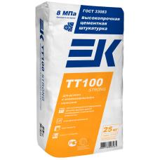 Штукатурка цементная ЕК TT100 STRONG
