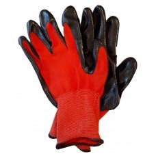 Нейлоновая перчатка с нитриловым обливом